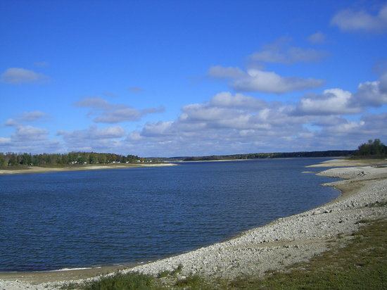 Fergus, Canada: Bellwood Lake