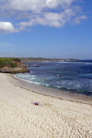 نوسا ليمبونجان, إندونيسيا: Drean Beach - nusa Lembongan