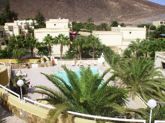 Punta Marina : View of pool from balcony