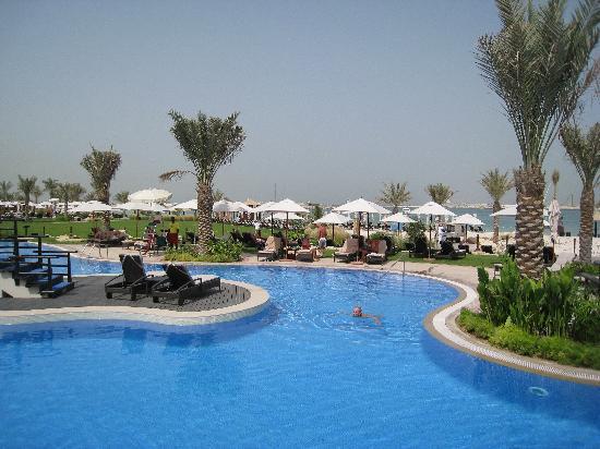 The Westin Dubai Mina Seyahi Beach Resort & Marina: Adult Pool