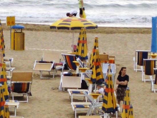 Hotel Solemare: Blick vom Balkon