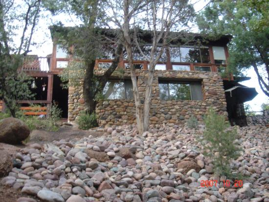 Photo of Verde River Rock House Bed and Breakfast Payson