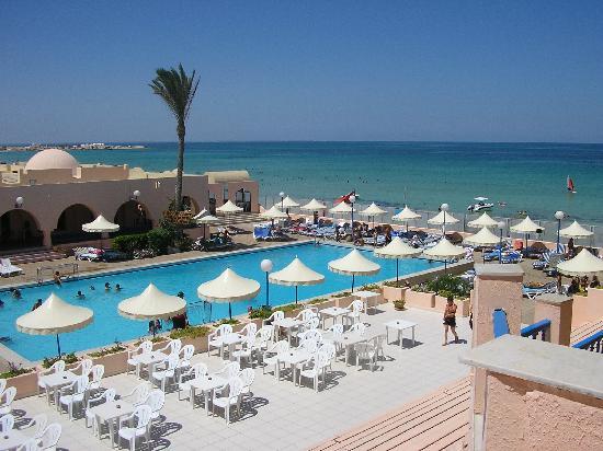 Club Oasis Marine: la piscine