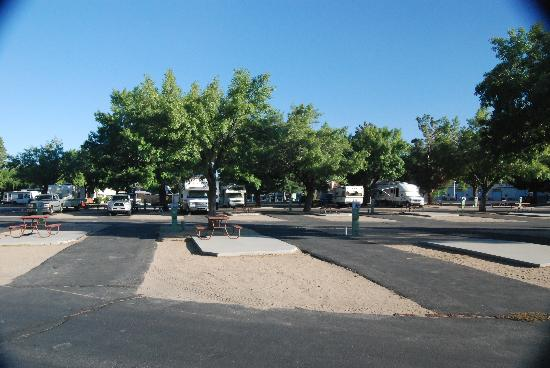 Highlands RV Park: R.V. Spots