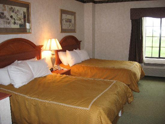 Comfort Suites: Room - Double Beds