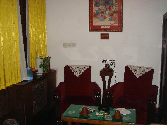 Red Capital Residence: Chairman Mao's Suite #2
