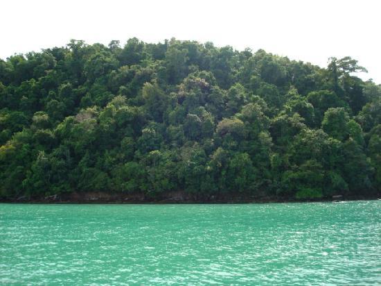 Koyao Island Resort: プーケットからヤオノイ島へ