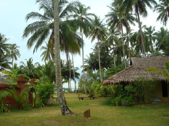 Koyao Island Resort: ヴィラからの眺め