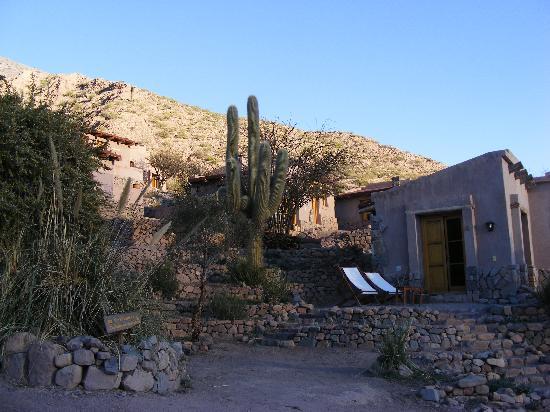 Cerro Chico: Vista de las habitaciones