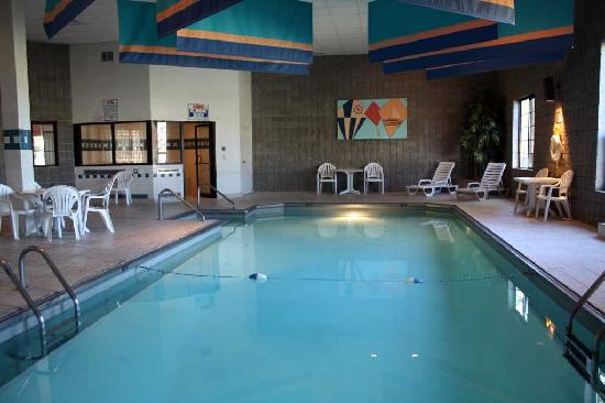 Best Western Plus Butte Plaza Inn: Pool