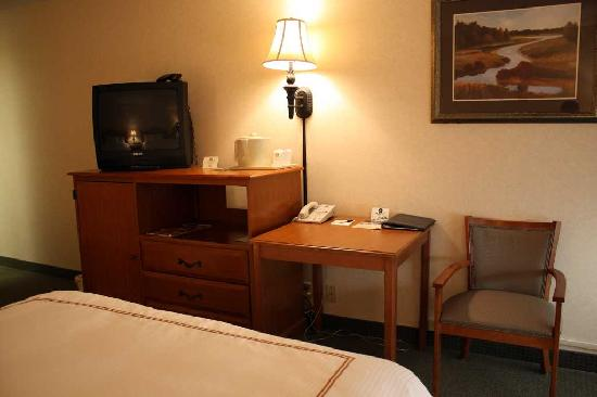 Best Western Plus Butte Plaza Inn: Room