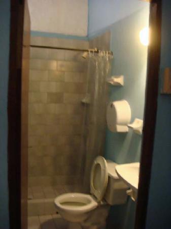 Hotel-Hostal Santo Domingo : bathroom