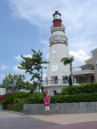 The Lighthouse Marina Resort: Lighthouse
