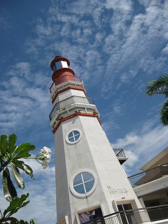 Subic Bay Freeport Zone, Filipiny: Lighthouse