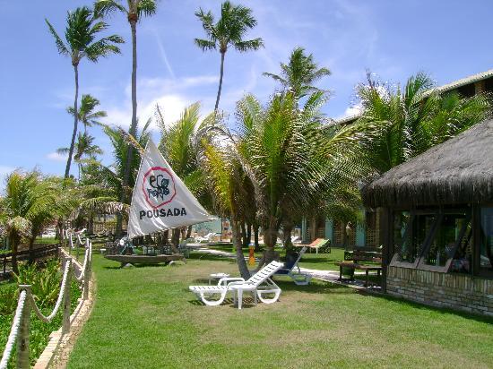 Pousada Ecoporto: Hotel garden