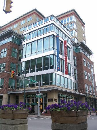 Delightful Hilton Garden Inn Ithaca: Rooms On Top 4 Floors