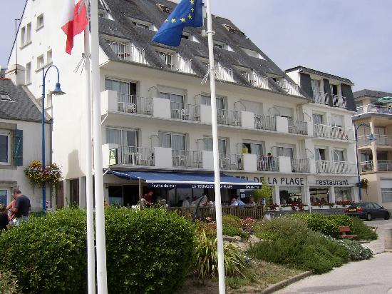 Hôtel de la Plage : L'hotel