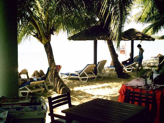 Paradise Beach Resort : Belle plage