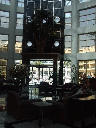 Grand Pasa Hotel: hotel lobby