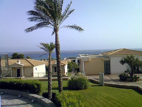 Insotel Punta Prima Resort & Spa : interno e panorama