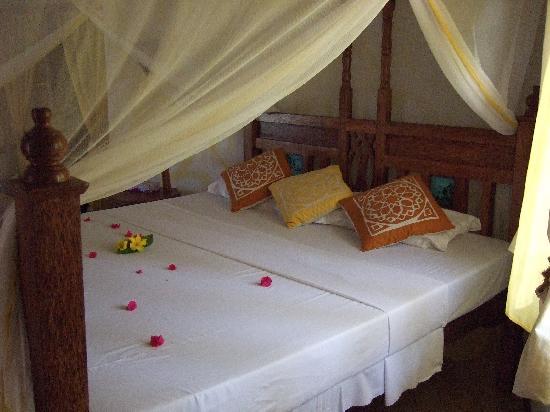 Karamba : Our bed