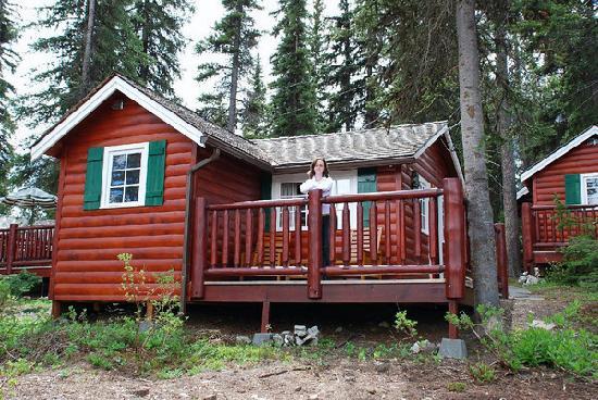 Paradise Lodge & Bungalows: our cabin