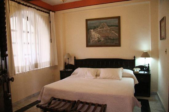 Hotel Casa del Balam : Master Suite 110 Dormitorio