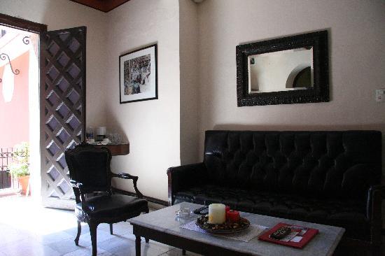 Hotel Casa del Balam: Master Suite 110 Entrada2