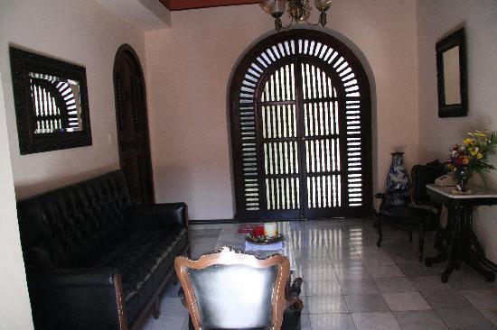 Hotel Casa del Balam: Master Suite 110 Entrada3