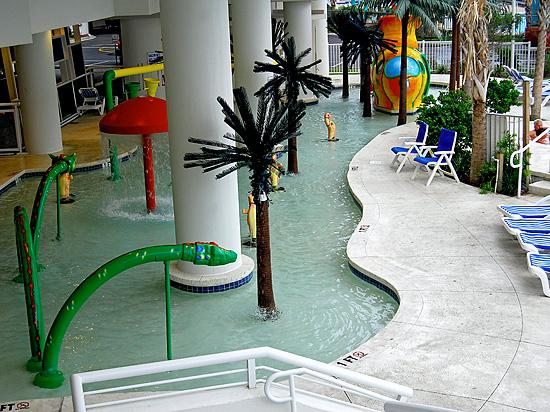 Sandy Beach Resort Kid Pool Area