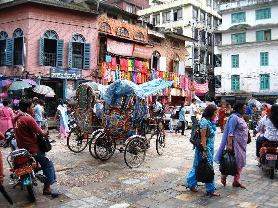 Red Planet Guest House: kathmandu