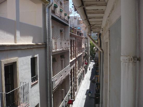 Hostal Lima: view
