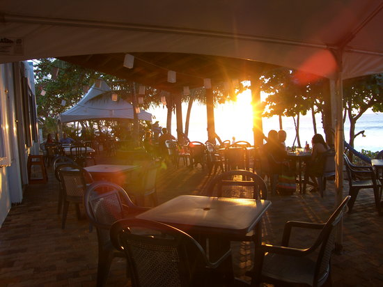 Salitre Meson Costero: Best sunset in PR