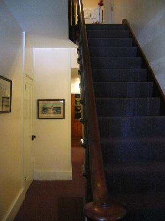 Ashley's Island House: foyer