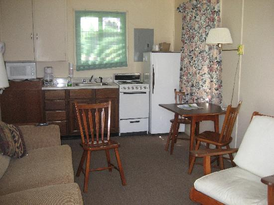 The Colony on Frenchman's Bay: Main living room