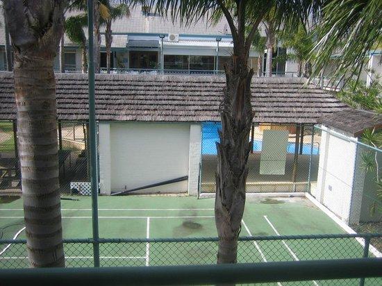 Comfort Inn Mandurah: Balcony View