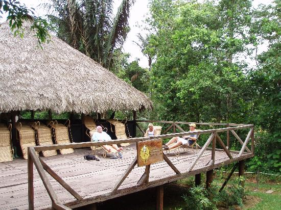 Cuyabeno Lodge: Lounging at the Lodge