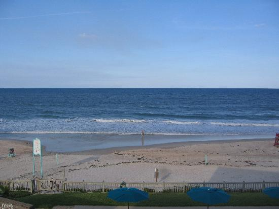 Cove Motel Oceanfront: view from the room