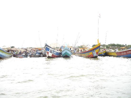 Gana: Lake Volta
