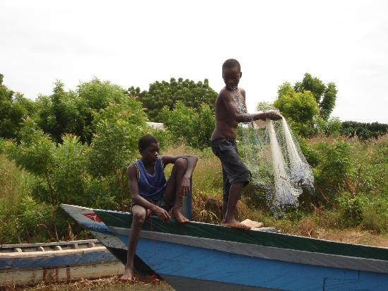 Gana: Fisherman