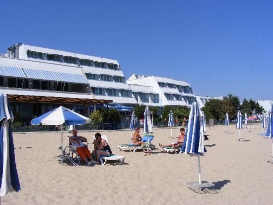 Obzor, Bulgaria: hotel