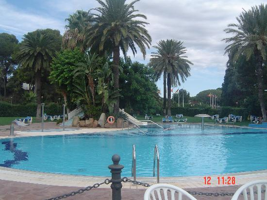 Estival Eldorado Resort: View of Pool