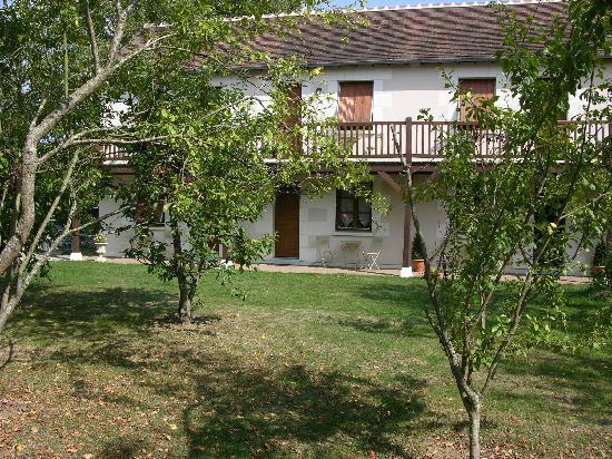 Auberge de Launay: Garden Rooms