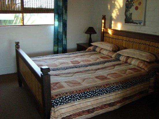 Tsitsikamma on Sea: Master bedroom of our 4 star, 800 R/night cottage