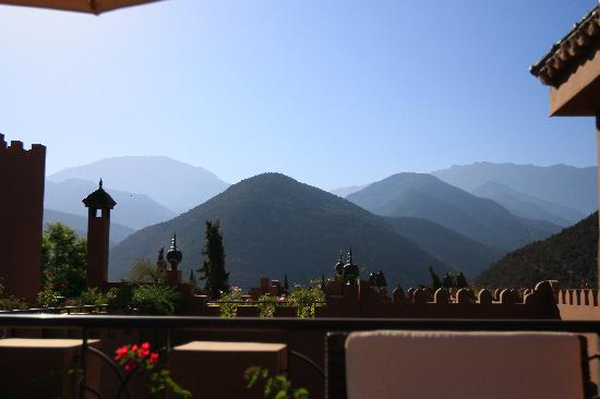 Kasbah Tamadot: View from Suite 32