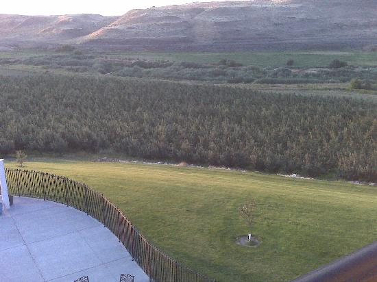 Cameo Heights Mansion Bed & Breakfast: Awesome views