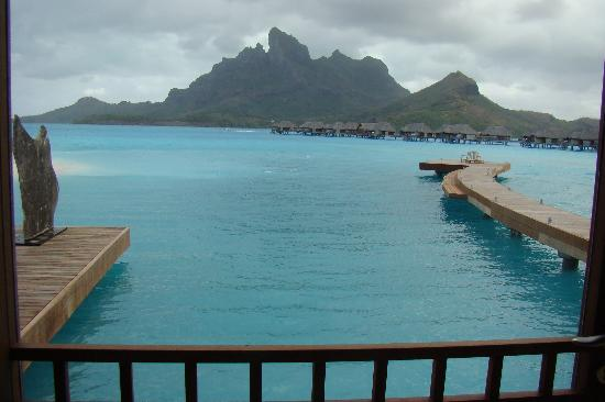 Four Seasons Resort Bora Bora: Four Season's Bora Bora
