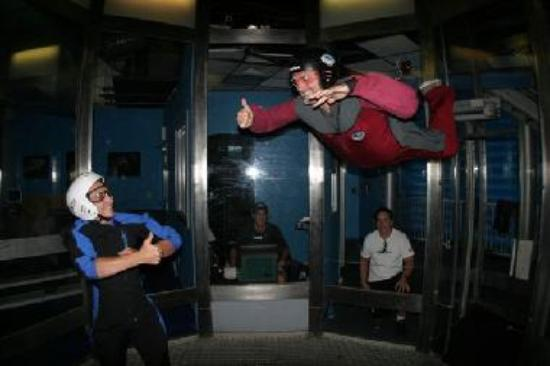 Tunnel Flight - Classes