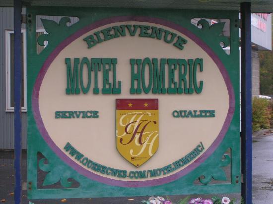 Motel Homeric: Entrée