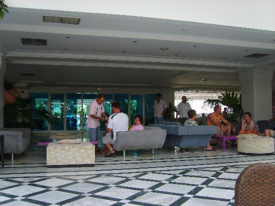 SunConnect One Resort Monastir: Hall